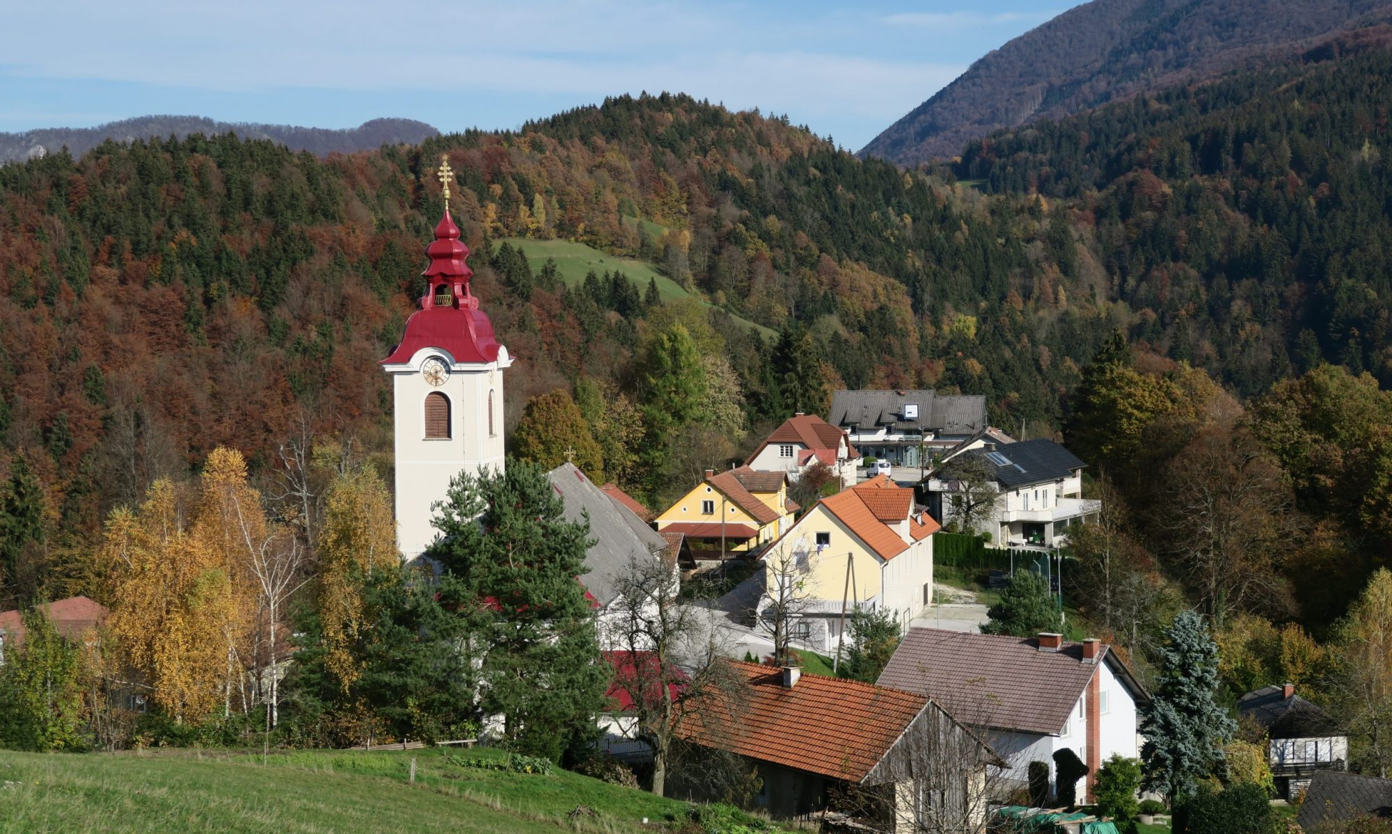 Krajevna skupnost Šentgotard